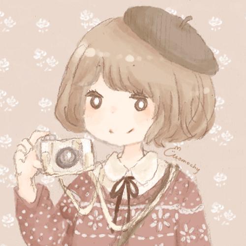 カメラ女子さん